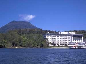 ホテル阿寒湖荘 夏の阿寒湖