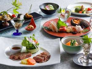 【もりの風茶寮・2018年夏】北海道と岩手県の旬のお料理を会席仕立てでお楽しみ下さい。
