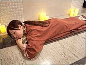 女性のお客様は岩盤浴を無料でご利用頂けます☆(時間予約制)