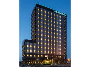 JR海老名駅西口より徒歩3分、2015年9月にオープンしたホテルです★