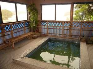 当館自慢の美人の湯!大浴場からの景色は最高です!
