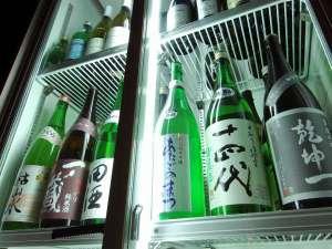 宮城を中心とした地酒や、数々のお料理に合わせたお飲み物をご用意しております。