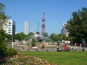 【春~夏】大通公園