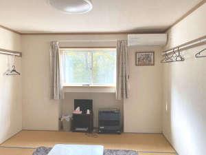 落ちついた畳の部屋