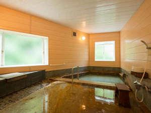 *【無料貸切風呂】りんどうの湯(中央左)24時間利用できる温泉貸切風呂は4種類!
