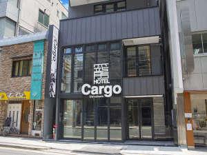 HOTEL Cargo Shinsaibashi (ホテルカーゴ心斎橋)