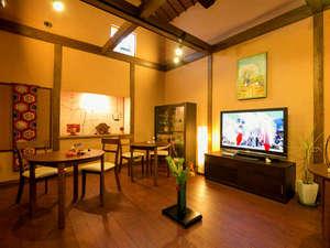 【自遊空間 -THE 蔵-】 蔵を改造した空間は、コーヒーブレイクやバースタイル、自由にご使用可♪