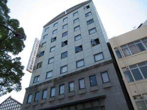 ホテル外観 JR今治駅より徒歩1分