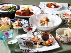 【華扇(はなおうぎ)】夕食イメージ