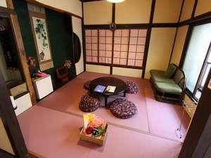 紅藤色畳のお部屋305