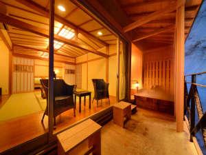 【特別室】最高に贅沢な空間!