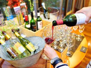 エノテカセレクトのオリジナルワインビュッフェ