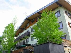白馬山麓に佇む高原のホテル 栂池高原 白馬ベルグハウス:写真