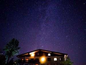 星降る高原の小さなホテル 栂池高原 白馬ベルグハウスの画像