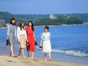 東の浜(ホテルより徒歩約5分)