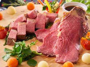 【3~5月 春の料理フェア】『ローストビーフ 食べ比べ』※イメージ