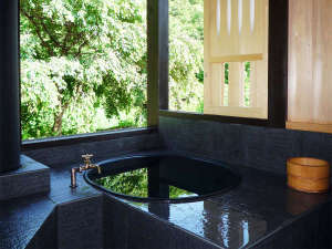 【五右衛門風呂】五右衛門風呂体験ができます