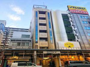 Qoo Hostel Osaka [ 大阪市 浪速区 ]