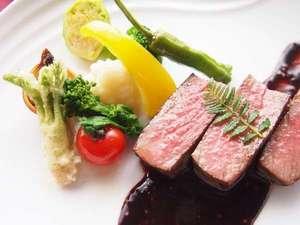 【肉料理】和牛ロースのステーキ