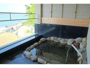 男湯露天風呂「熊野灘の湯」