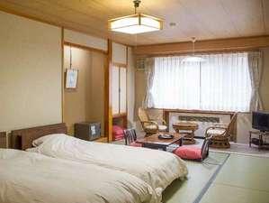 【客室】和室10畳ツイン(バス・トイレ付き)※イメージ