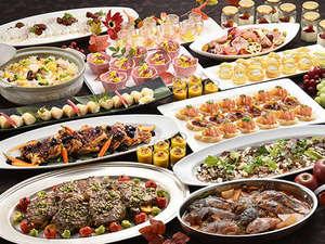 【秋ディナー】秋が旬の食材たっぷり!長崎名物料理も楽しめる秋満喫ディナービュッフェ♪