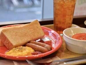 【朝食】モリバコーヒーAセット