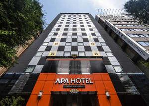 アパホテル<上野広小路>(2020年7月14日開業)