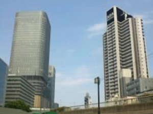 アパホテル<大阪肥後橋駅前>