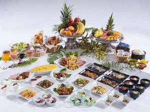 種類豊富な人気の朝食メニューが女性に人気。一日の活力をどうぞお召し上がりください。