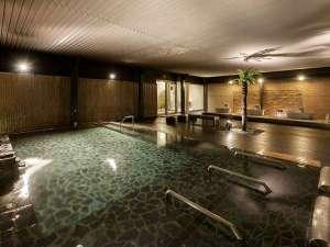 ■宿泊者のみ利用可能な無料の大浴殿!毎日男女入れ替え。【ウエストウイング1F】