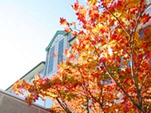 自然豊かな層雲峡温泉でキレイな紅葉を満喫して下さい。