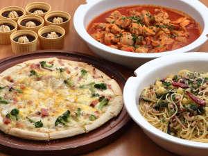 【イタリアンフェア】「フラテッロ・ディ・ミクニ」シェフ陣監修のピザ・パスタ・ドルチェ