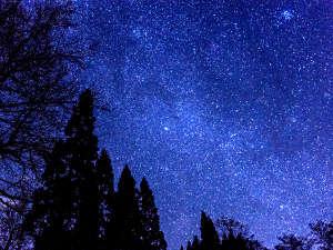 広がり続ける夜空を一度ご覧ください♪※イメージ画像です。
