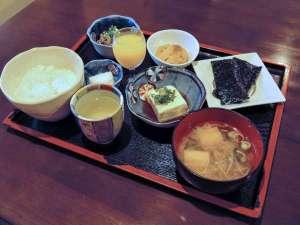 *【朝食一例】和食または洋食をお選びいただけます