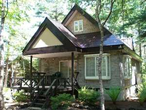貸別荘 森の家