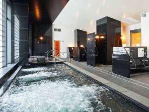 天然温泉付き大浴場「ほほえみの湯」内湯※有料