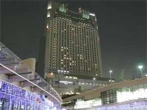 ミナミ・なんばの格安ホテル スイスホテル南海大阪