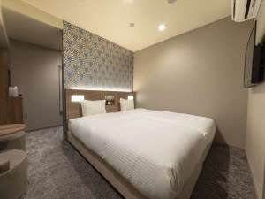 【禁煙】デラックスツインルーム・ベッド幅110cm・広さ23平米