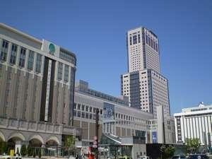 札幌駅から徒歩5分