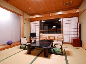 純和風な別館和室(一例)※お部屋によって関門橋側・山側となります。