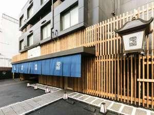 東京にいながらも日本旅館の雰囲気を。