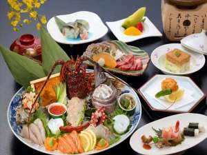★人気No.1★長崎和牛・伊勢えび・ウニ・サザエ・鯛・太刀魚など10種