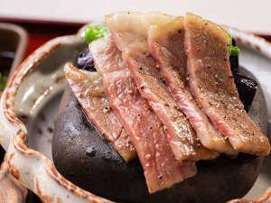 *【夕食】グレードアップ会席和牛ミニステーキ
