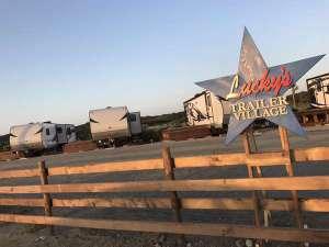 Lucky's Trailer Village