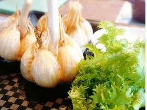 【揚げにんにく】了美Wine&Dineの人気メニュー自家製農場「ホワイト六片」を使用した揚げニンニク