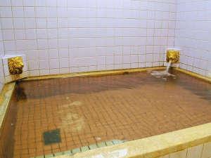 *【女湯】天然ラジウム温泉。24時間入浴可能ですので、お好きな時に温泉をお楽しみいただけます。