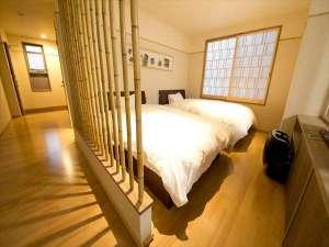 【内湯付き特別室】寝室