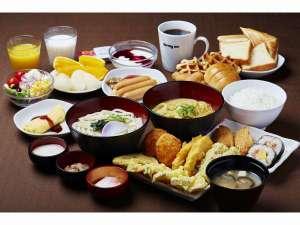 軽朝食セミバイキング♪お好きな物をお選びください(^○^)/