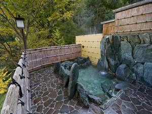 ホテル秘境の湯:露天風呂に行って星でも見ましょう♪